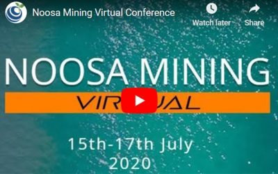 Noosa Mining Virtual Conference Video Presentation