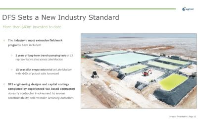 Noosa Mining Hybrid Conference Video Presentation